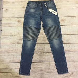 Aphrodite Moto Jeans